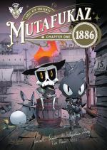 Mutafukaz 1886 # 1