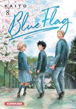 Blue flag #8