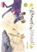 couverture, jaquette Le Renard et le Petit Tanuki 2