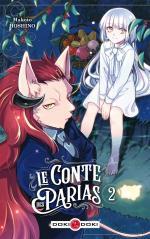 couverture, jaquette Le Conte des Parias 2