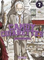 couverture, jaquette Candy & cigarettes 7