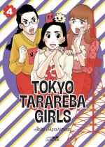 couverture, jaquette Tokyo tarareba girls 4