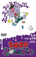 Zozo Zombie 5 Manga