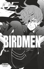 couverture, jaquette Birdmen 5