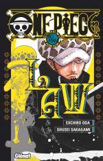 One Piece - Law 1 Roman