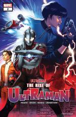 The rise of Ultraman 2 Comics