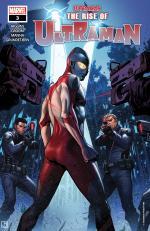 The rise of Ultraman 3 Comics