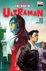 The rise of Ultraman 4 Comics