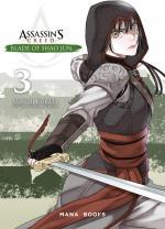 Assassin's Creed - Blade of Shao Jun 3