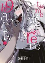 Le 9 août, tu me dévoreras 1 Manga