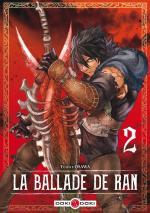 La Ballade de Ran T.2 Manga