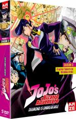 Jojo's Bizarre Adventure - Diamond is unbreakable 1 Série TV animée