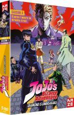 Jojo's Bizarre Adventure - Diamond is unbreakable 2 Série TV animée