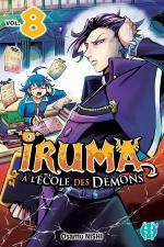 Iruma à l'école des démons 8 Manga