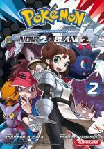 Pokémon Noir 2 et Blanc 2 2 Manga