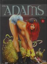The art of Arthur Adam 1 Artbook