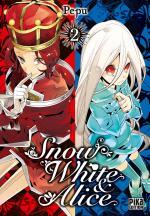 Snow White & Alice 2 Manga