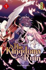couverture, jaquette The Kingdoms of Ruin 1