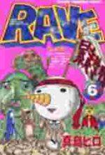 Rave 6 Manga