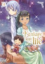 A Fantasy Lazy Life 9 Manga