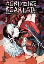 Le Grimoire Écarlate 1 Manga