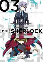 Moi, Sherlock 3 Manga