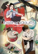 Insomniaques T.1 Manga