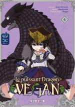 couverture, jaquette Le puissant dragon végan 4