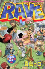 Rave 27 Manga
