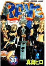 Rave 28 Manga