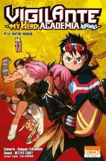 Vigilante - My Hero Academia illegals 11