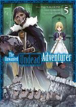 couverture, jaquette The Unwanted Undead Adventurer 5