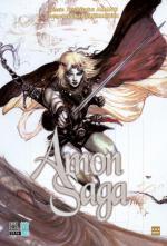 Amon saga 1 Manga
