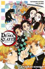 Demon Slayer - La fleur du bonheur 1 Light novel