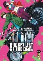 Bucket List Of the Dead T.1 Manga