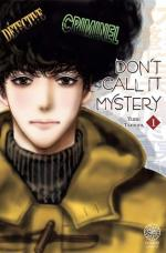 Don't call it Mystery 1 Manga