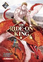 The Ride-On King T.2 Manga