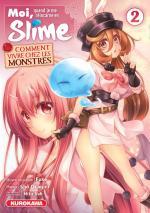 Moi, Quand Je Me Réincarne en Slime - Comment Vivre chez les Monstres 2 Manga