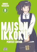 couverture, jaquette Maison Ikkoku perfect 8