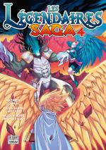 couverture, jaquette Les Légendaires - Saga 4