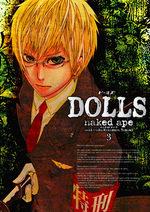 Dolls 3 Manga