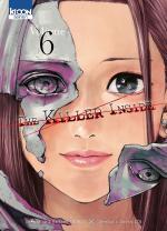 The Killer Inside 6 Manga