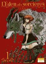 couverture, jaquette L'Éden des sorcières 1