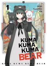 Kuma Kuma Kuma Bear 1 Manga