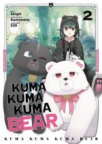 Kuma Kuma Kuma Bear 2 Manga