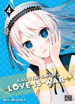 Kaguya-sama : Love Is War #4