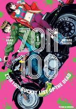 Bucket List Of the Dead 1 Manga
