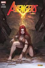 Avengers Universe # 2