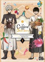 La cuisine des sorciers 1 Manga