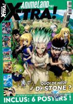 couverture, jaquette Animeland Anime Land x-tra 61